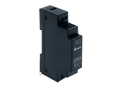 Chrome DIN Rail Power Supply Series is Now Available with 5V Output Voltage Suitable for Controller Unit