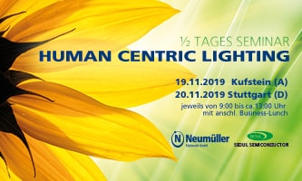 Human Centric Lighting Seminar