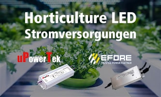 LED Power Supplies for Horticulture Applications