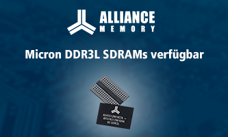 Micron DDR3L SDRAM from Alliance Memory available