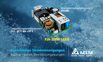Reliable power supplies - even in harsh operating environments