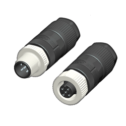 M12 connector - the world's most compact connector on the market