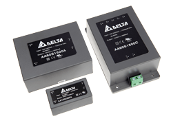 Standardized, encapsulated power modules from 2 to 60 watts