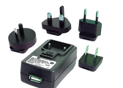 Plug-in power supplies with medical approval
