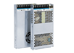 Delta Introduces Two New Models for the Low Profile PMR Panel Mount Power Supply Series for LED Signage