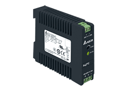 Delta Launches the Ultra Compact Sync DIN Rail Power Supply Series