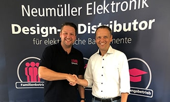 Distribution agreement signed with Bridgelux
