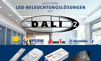 Modern DALI2 LED power supplies