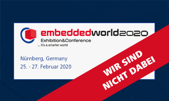 Neumüller Elektronik will not participate in the embedded world