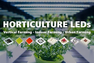 Horticulture LED-Technology