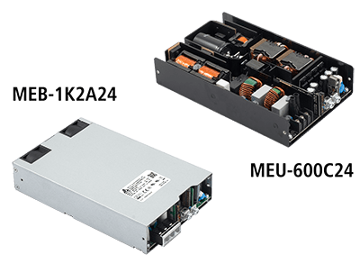 New Delta Medical Power Supplies with PMBus Ver 1.3 Supported