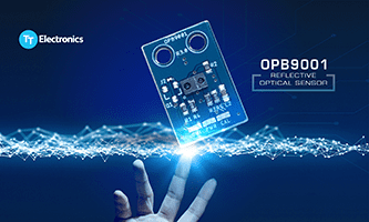 OPB9001: Reflective optical sensor module for industrial and medical applications