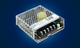 Delta PMT2 Series - switch mode power supplies with extra flat design and safety approval for household applications