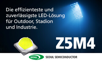 Z5M4: High-power LED with WICOP technology