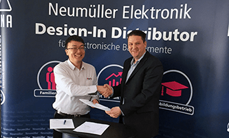 uPowerTek and Neumüller sign distribution agreement