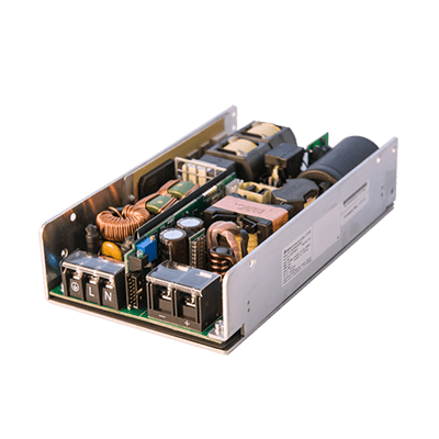 IMA-S400-24-ZNPLY: - 500,000 hour MTBF, - Safety rated for Medical, Industrial, IT and other applications - Wide operating input voltage range: 80 Vac to 275 Vac or 120 Vdc to 300 Vdc - Wide adjustable output voltage range - Low profile 1U design - Low acoustic noise level of less than 30 dB(A) - High efficiency: up to 94% - Redundant operation with active current sharing - High isolation: 2 × MOPP - PMBus compatible for control, programming and monitoring - 3 years warranty von Delta Electronics