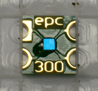 EPC300-CSP4: Photo Dioden Array 1x2 1mm x 1mm 400nm - 1050nm von ESPROS Photonics AG