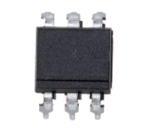 4N32FSM - 6 Pin, optically coupled isolator