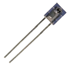 OP245PS: Lateral LED mit Point Source 850 nm chip von OPTEK Technology