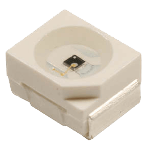 OP580DA: PLCC-2 pkg, Clear, Epoxy, Photo Darlington von OPTEK Technology