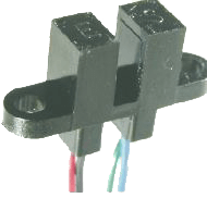 OPB990T55Z: Slotted Optical Switch Photologic von OPTEK Technology